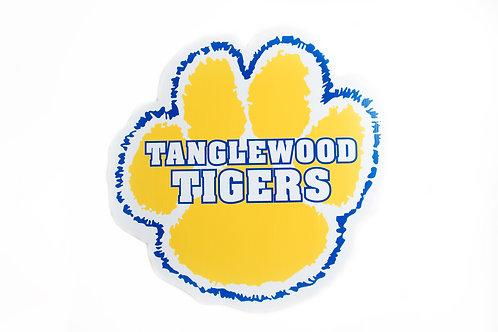 Tanglewood Tigers Yard Sign