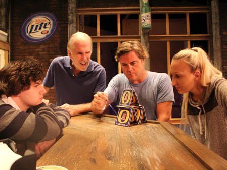 Theatre Guild's Edge of Your Seat Thriller Opens 9/11