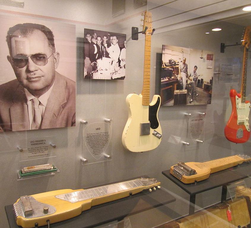 Early Fenders