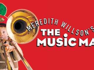 The Music Man Marches Into Town!