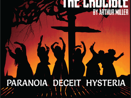 "Up Next- Apron Series ""The Crucible"""