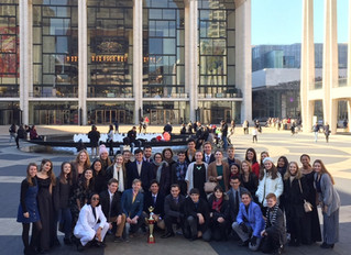 VBHS orchestra places in top 3 in national competition