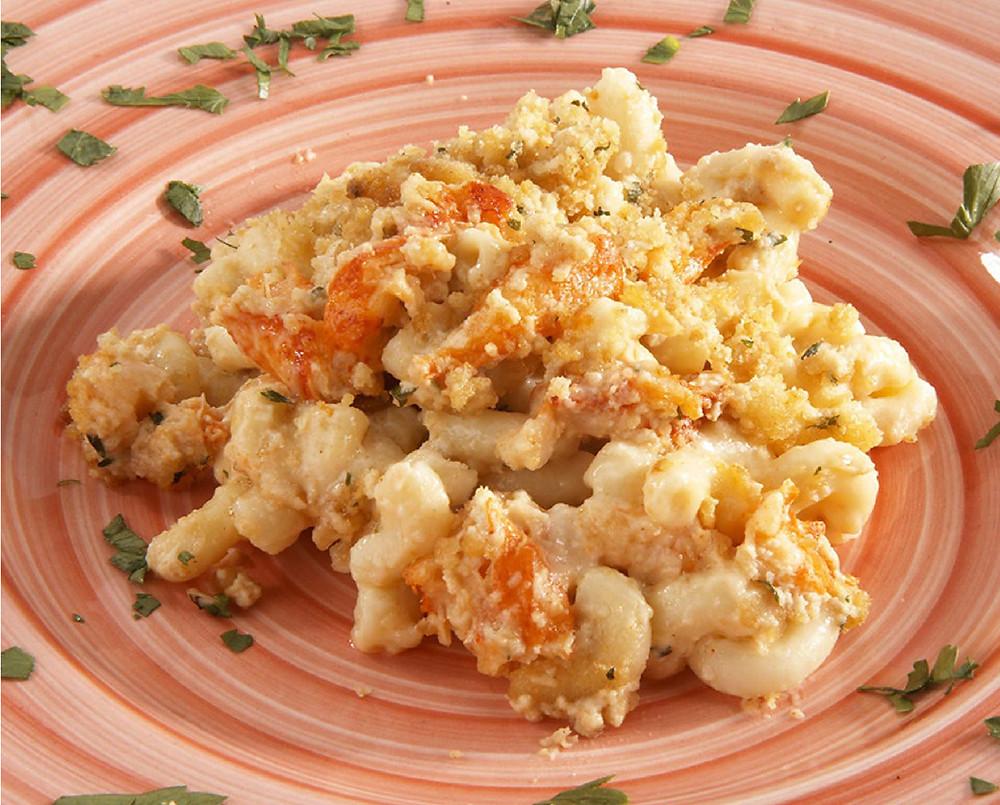 Yummy Lobster Mac & Cheese