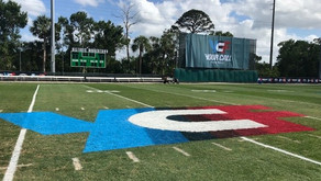 Final Games for 'Your Call Football' in Vero Beach