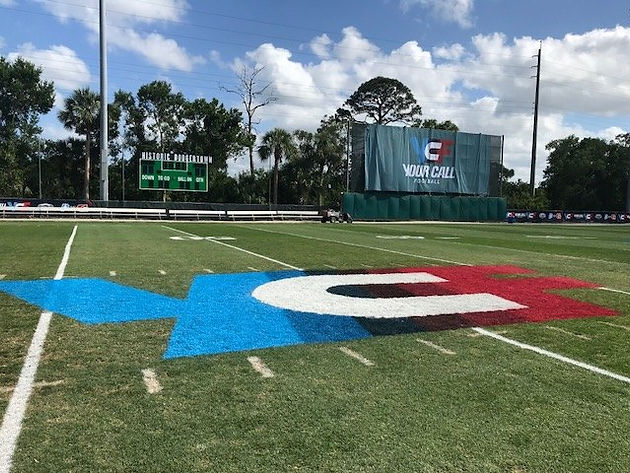Final Games for 'Your Call Football' in Vero Beach | Inside Track