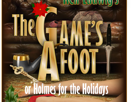 The Game's Afoot Cast Interview