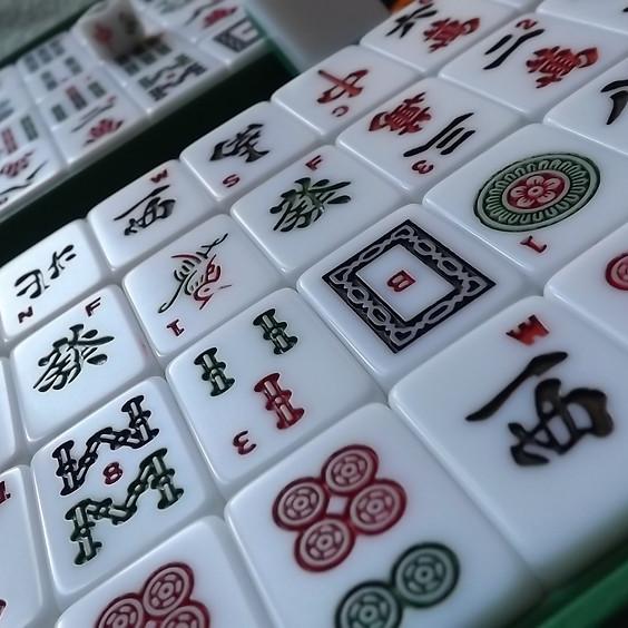 Play the New Card!  Mah Jong Fundraiser