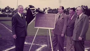 Holman Stadium celebrates 65 years today!