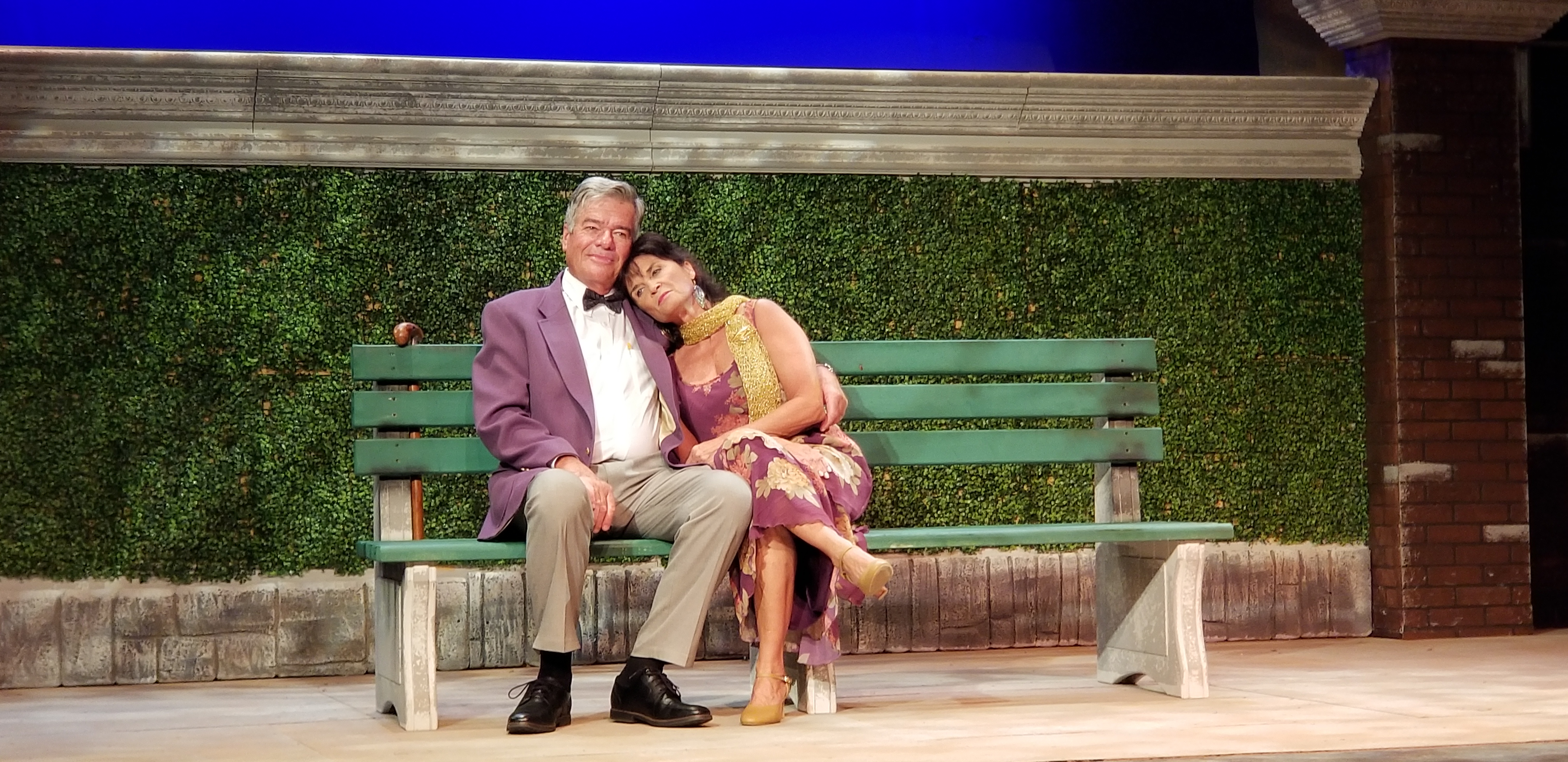 Liz Keimer & Larry Strauss