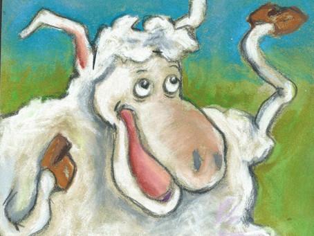 Joyeuses Pâques mes agneaux!