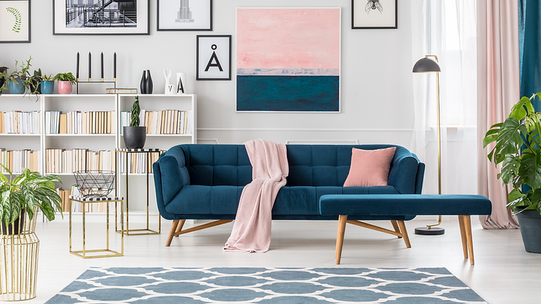 Beautifully designed living room interiors by shosty