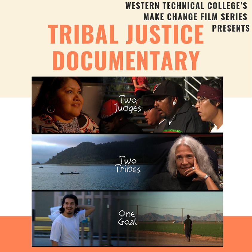 Tribal Justice Documentary screening