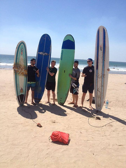 LESSONS SURF & BOARD RENTALS (Tamarindo Beach)