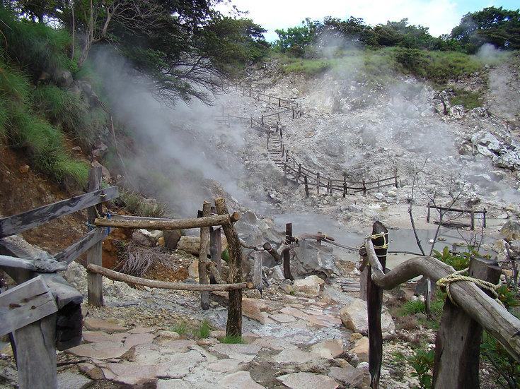 Tamarindo - Volcan Miravalles 1 a 4 People