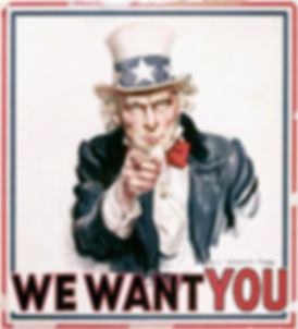 we want YOU Career