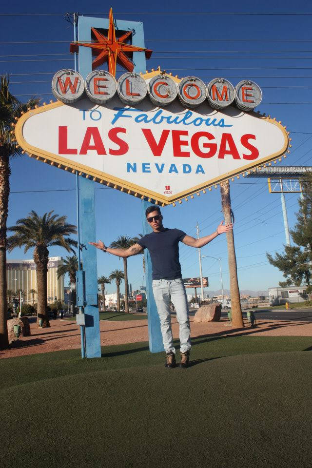 Places I've been Las Vegas