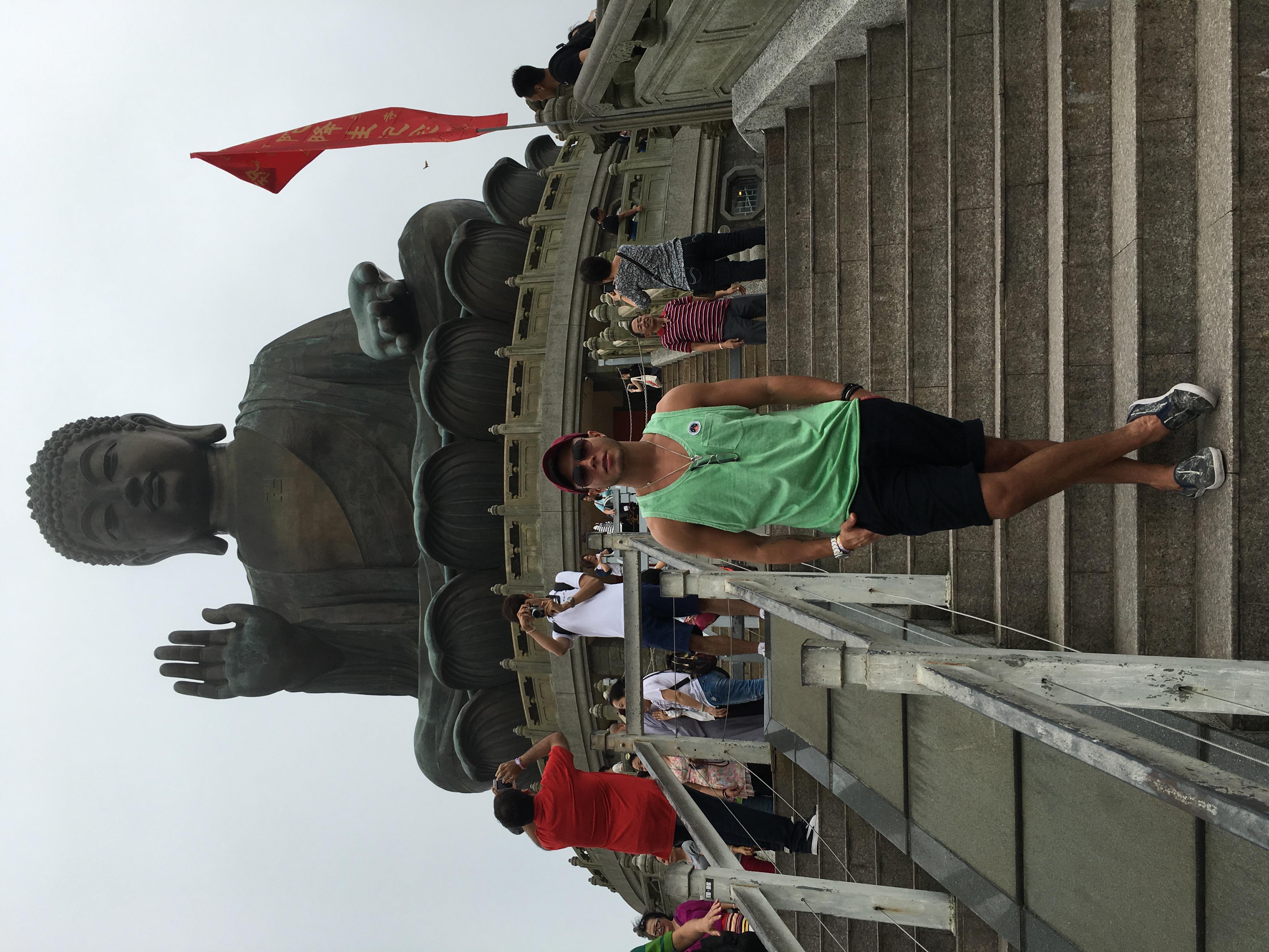 Big Buddha Honk Kong