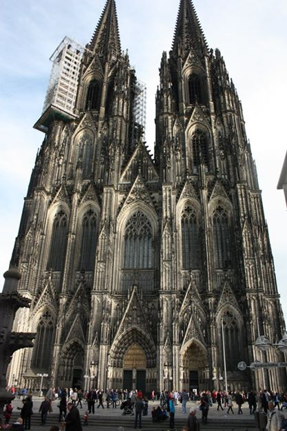 Places I've been Cologne