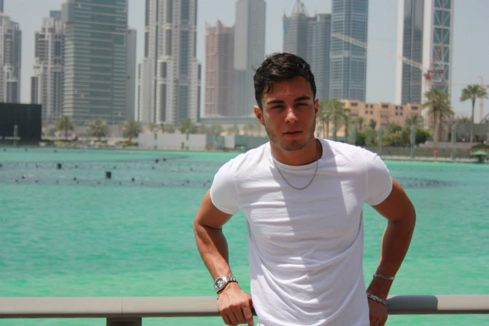Places I've been Dubai