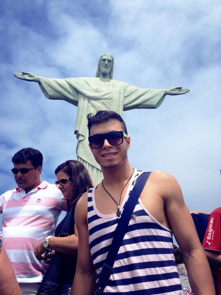Places I've been Rio de Janeiro