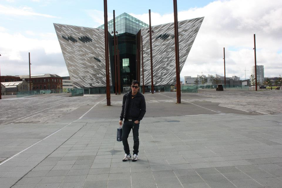 Places I've been Belfast