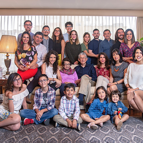 Familia Espinosa Almeida