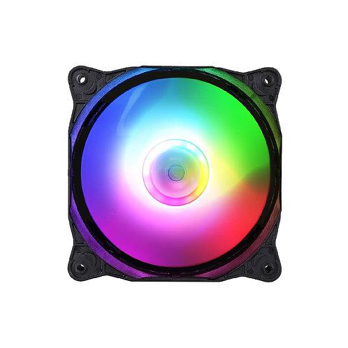 Rotanium Multi-Colorful (OI01-A) 120mm RGB Case Fan