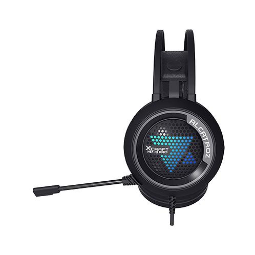 ALCATROZ X-Craft (HP-3 PRO) 7.1 Surround Sound Gaming Headset