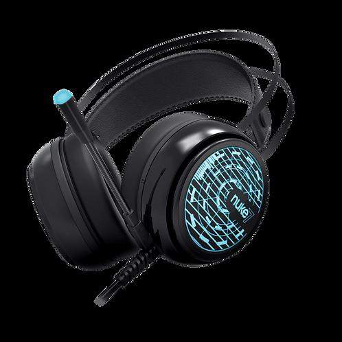 ARMAGGEDDON NUKE 7 Ironsight USB 7.1 Surround Sound Gaming Headset