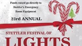 Stettler Festival of Lights breaks $100,000 mark
