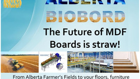 Alberta Biobord MDF plant announcement for Stettler region unsubstantiated