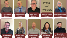The Stettler Board of Trade Welcomes 2021 Board of Directors