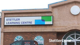 Alex After 8 - The Stettler Learning Centre