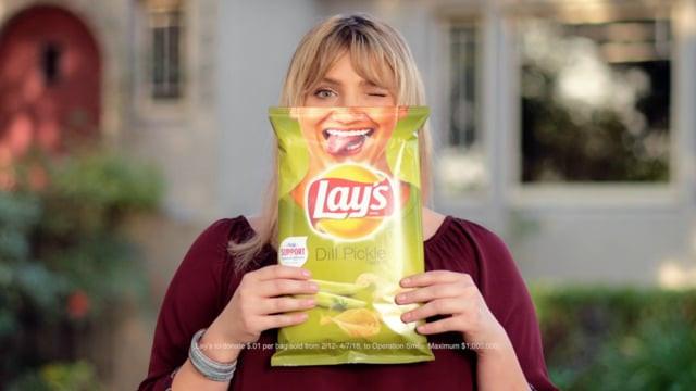 "Lays ""Smile"""