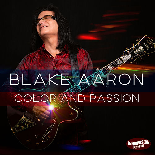 Blake Aaron Color and Passion Cover 0706