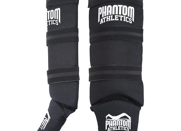 """Phantom Athletics Shinguards """"Impact Basic"""" - Black"""