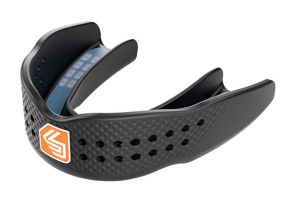"Shock Doctor Mouthguard ""SuperFit All Sport"" - Black"