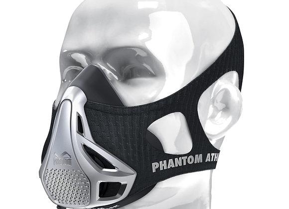 Phantom Athletics Trainingsmaske - Silber