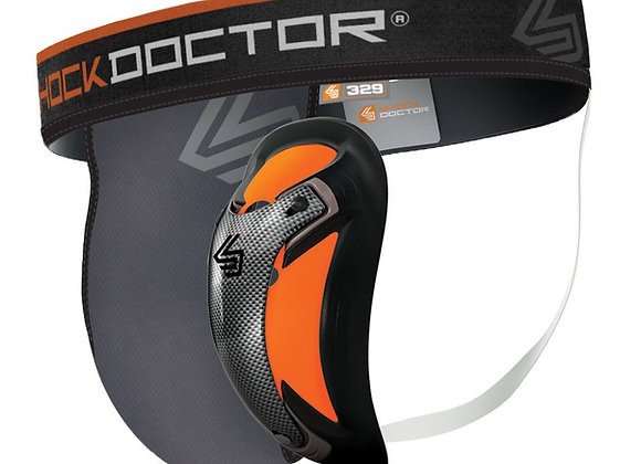 "Shock Doctor Supporter ""Ultra Pro"" mit Carbon Flex Cup Tiefschutz"