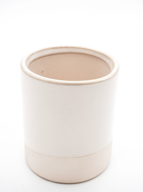 Milk White Essential Vase