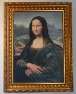 Mona Lisa by Louise