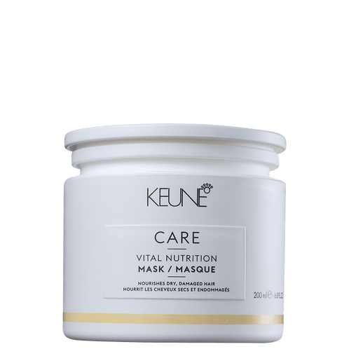 Máscara Reconstrutora 200ml - Keune Care Vital Nutrition