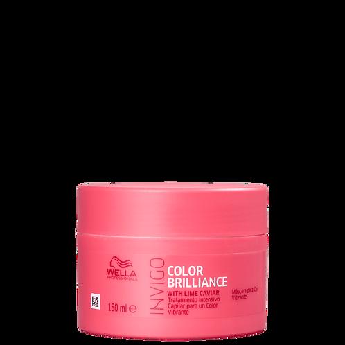 Máscara Wella Professionals Invigo Color Brilliance - 150ml