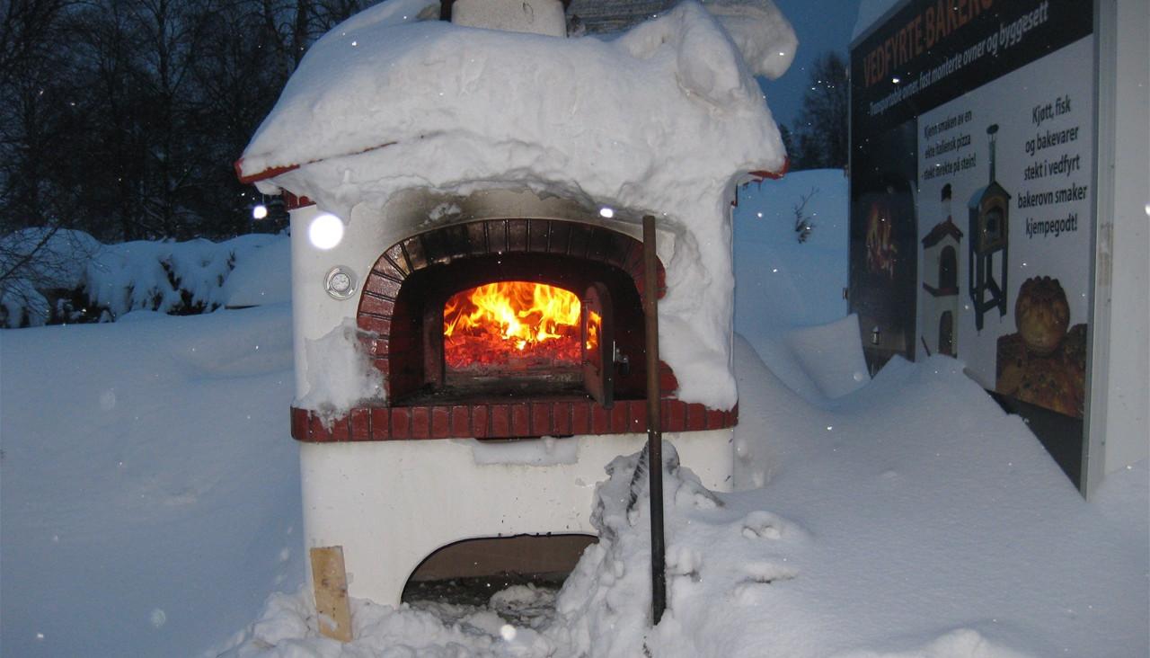 Baking i vintervær!