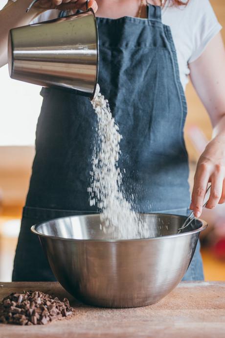 bake mel