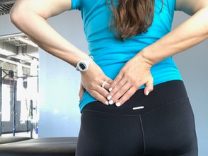 5 MINUTE CORE EXERCISE ROUTINE FOR SI JOINT PAIN