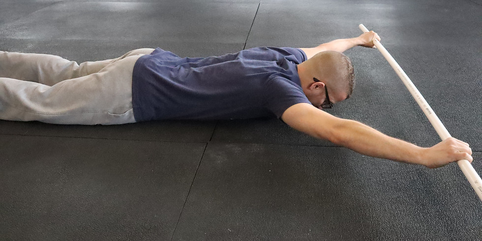 The Shoulder Roadmap: A Guide for Overhead Athletes