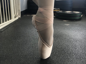 DO YOU HAVE ENOUGH ANKLE MOBILITY TO DANCE ON POINTE?