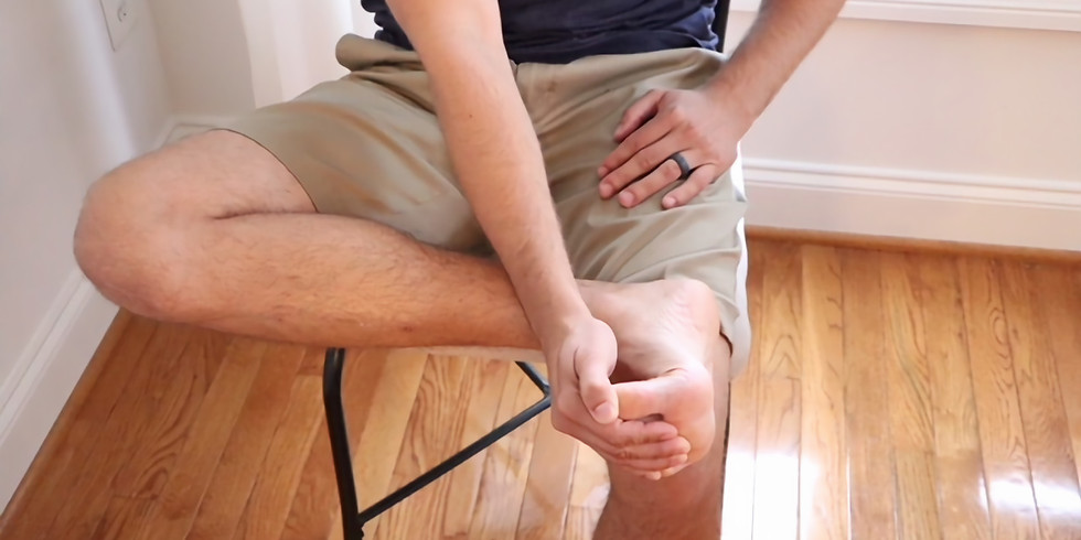 Improving Ankle Mobility for Squats: FREE Workshop