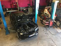 BMW atelier entretien réparation.